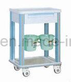 AG-CT002 mit einer Fach ABS materiellen Krankenhaus-Laufkatze