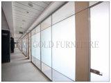 Moderne Vloer aan Verdeling van de Muur van de Verdeler van het Bureau van het Plafond de Houten (sz-WS566)