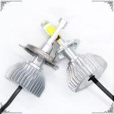 工場はする7600lm高品質に隠されたキセノンキット45WおよびLEDのヘッドライト(H1 9005 9006 9007 9004)が付いている自動LEDのヘッドライトを