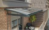 Elektrisch Gemotoriseerd tussen de Zonneblinden van het Glas voor Dubbel het Verglaasde Afbaarden