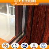 Раздвижная дверь прямой связи с розничной торговлей фабрики Foshan алюминиевая для внешнего интерьера