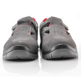 Basic Economic Ce Safety Shoes with Toe Cap L-7216 Suede