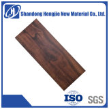 Résistant à l'abrasion haute stabilité 100 % étanche WPC vinyle revêtement de sol Intérieur
