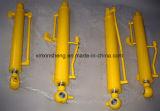 小松PC320アームシリンダーブームシリンダーバケツシリンダー掘削機機械部品のための油圧オイルシリンダー