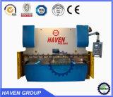 Hydraulische Presse-Bremsen-Maschine und Stahlplatten-verbiegende Maschine