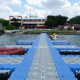 Pontón flotante de HDPE Dock para el atraque de barcos