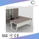 Foshan bastidor de metal moderno mobiliario de oficina mesa escritorio ejecutivo (CAS-MD1872)
