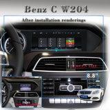 DVD-плеер для коробки TV автомобиля c W204, OBD Android 5.1 Carplay поддержки Anti-Glare, навигация GPS соединения WiFi ЛИМАНДЫ