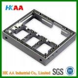 5 piezas que trabajan a máquina que muelen del CNC del aluminio del eje, recintos de aluminio que muelen del CNC