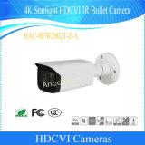 De Camera van de Kogel van Hdcvi IRL van het Sterrelicht van kabeltelevisie van de Veiligheid van Dahua 4K (hac-hfw2802t-z-a/hac-hfw2802t-z-a-DP)