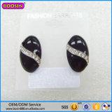 De in het groot Draad Earring#22352 van het Bergkristal van de Juwelen van de Manier