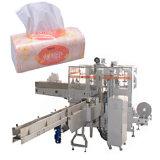 Polynylonbeutel-Gewebe-automatische Seidenpapier-Verpackungsmaschine