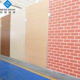 (PE PVDF) de Kleur Met een laag bedekte Plaat/het Blad/het Comité van het Aluminium voor de Decoratie van de Bekleding van de Muur Bulding