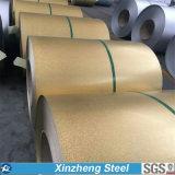 Materiale di tetto PPGI/bobina d'acciaio di PPGI ricoperta colore (0.12-0.80 millimetri)