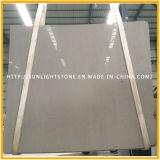Telha de mármore polida Cinderella Gray Stone para escada / piso / escada