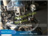 Steel di acciaio inossidabile 304 Mixing Tank 500liters Mixing Capacity