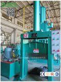 De Uitvoer van Ce naar Europa 660mm (xql-80) de Hydraulische RubberSnijder van de Guillotine
