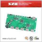 電池のモニタ1.6mm 1oz HASL PCB PCBAのボード