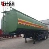 Del petrolero de la fabricación del combustible del petrolero acoplado chino semi