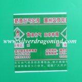 Étiquette de chemise de rétrécissement de PVC pour la bouteille de café