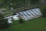 Tenda trasparente del baldacchino della tenda foranea della festa nuziale da vendere