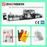 Bolsas não tecidas do saco do saco Zxl-B700 Eco que fazem a máquina
