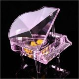 Beautiful Crystal Piano pour Noël Gift & Valentines Gift