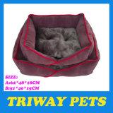 Camas suave franela para perros y gatos (WY161048A / B)