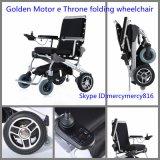 """電気Foldable車椅子、8 """" 10 """" 12 ' E王位の折る車椅子、移動性のスクーター、移動性の援助、力の車椅子、世界のベストの折る車椅子"""