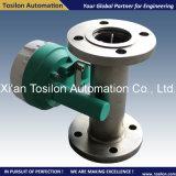 (Rotameter da Metal-Câmara de ar) comutar o tipo medidor de fluxo de líquidos da Variável-Área para a água