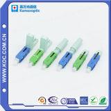 Instalación rápida conector de fibra óptica