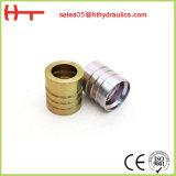 SAE R12/20-24のホースのための01400油圧フェルール