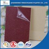 Materiais de sinal excelente Placa de espuma de PVC/folha com melhor flexibilidade