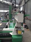 高精度および良質4の軸線CNCのマシニングセンター
