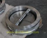 Tipo válvula da bolacha do aço inoxidável de verificação (H44X-10/16)