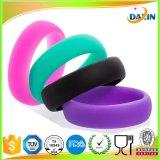 Bracelet de silicones avec le logo d'impression d'écran en soie à vendre