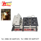 Guangzhou-Fabrik-Bären-Waffel-Hersteller-Maschine (NP-903) für Verkauf