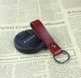 가죽 열쇠 고리 키 펀던트 차 열쇠 고리 승진 선물 복구 작풍