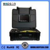 Водоустойчивое видеоий сточной трубы обнаруживая подземную камеру с случаем ABS