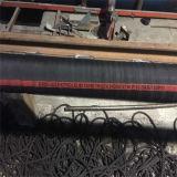 3 pouces et de décharge d'aspiration d'huile flexible en caoutchouc (150psi/10 bar)