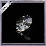 Vvs de alta qualidade Clear Moissanite Stone