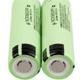 bateria recarregável do dreno elevado da pilha 3.7V 2900mAh do Li-íon 10A 18650 para NCR18650PF