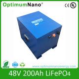 Pack batterie rechargeable de 48V 200ah avec BMS