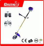 43cc 2 tempos motor a gasolina Cortador/Escova Máquina cortador de relva venda bem