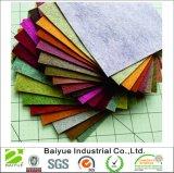 Войлок шерстей цвета листов ткани A4 для искусствоа Handcraft DIY