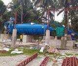 El Aserrín de biomasa de pelo para el briquetting y Peletizado máquina