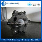 Gl90ハンマーのための低い空気圧DTHボタンビット