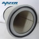 Ayater primaire du filtre à air à ailettes d'alimentation P182059 pour l'industrie sidérurgique De-Dust