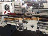 절단 금속 C-61100를 위한 보편적인 수평한 기계로 가공 CNC 포탑 공작 기계 & 선반