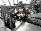 Prix bas de la cuvette de papier faisant la machine avec le réducteur de transmission 125
